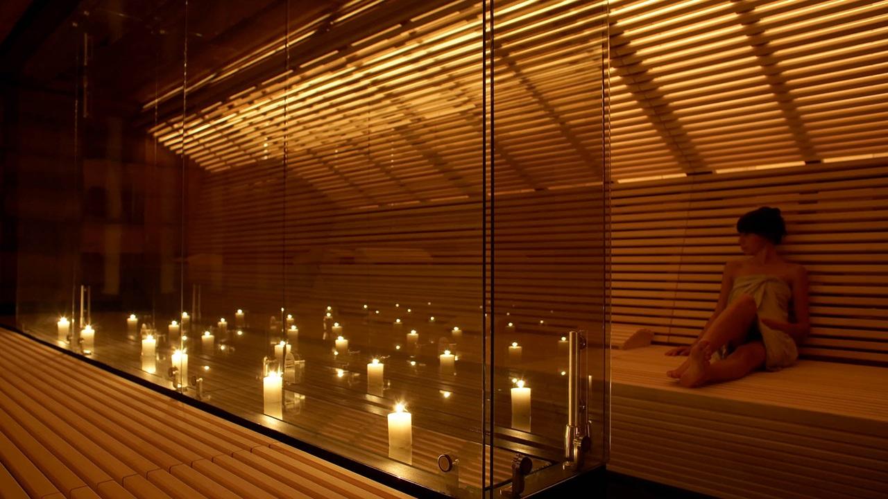 Gemischt erfahrungen sauna Saunalandschaft: Panorama